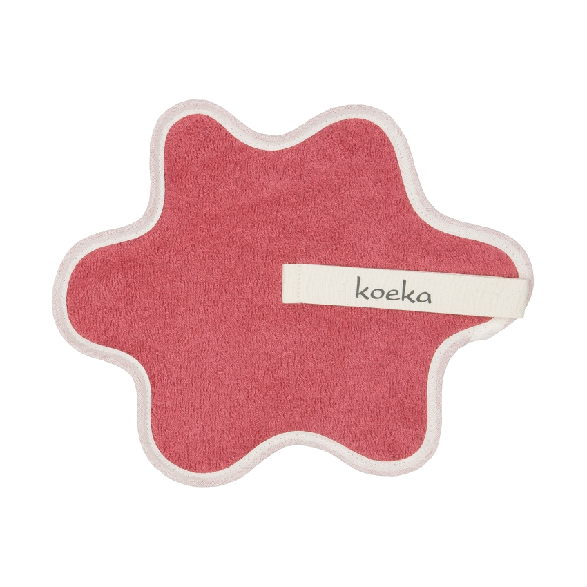 Koeka Speendoekje Rome Tea Rose