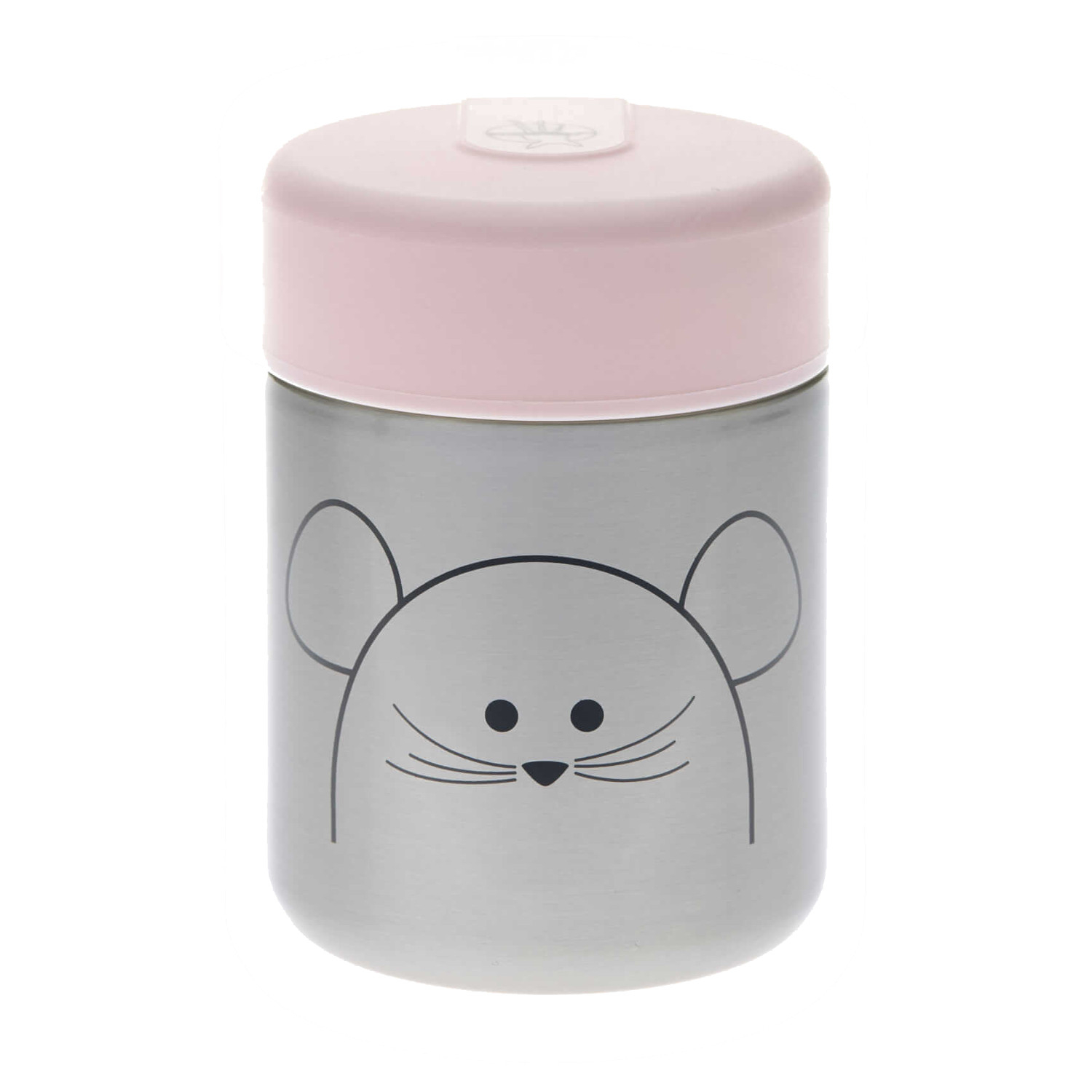 Laessig Little Chums Thermos Bewaarbeker Mouse