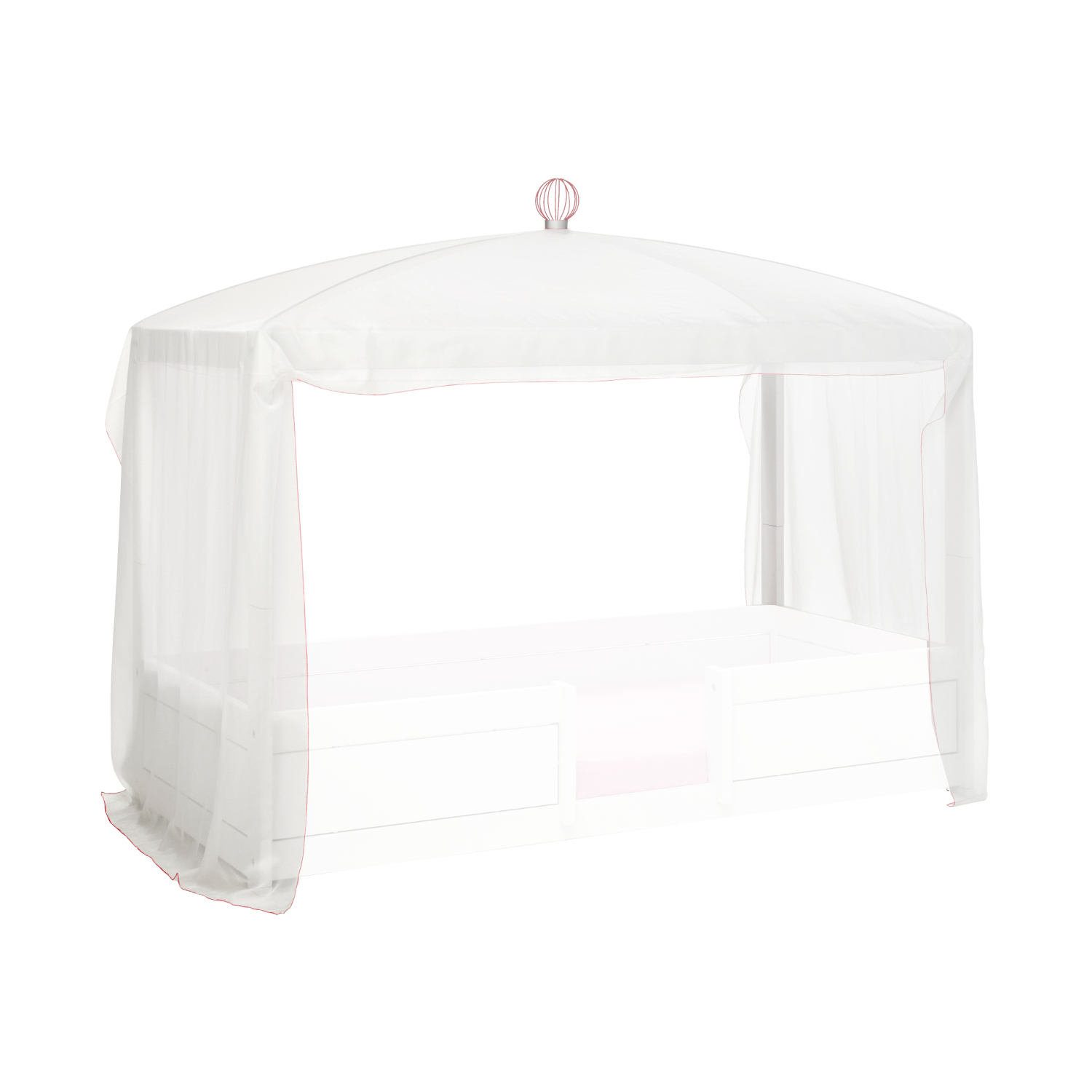 Life Time Voile Fairy Dust Voor 4in1 Bed