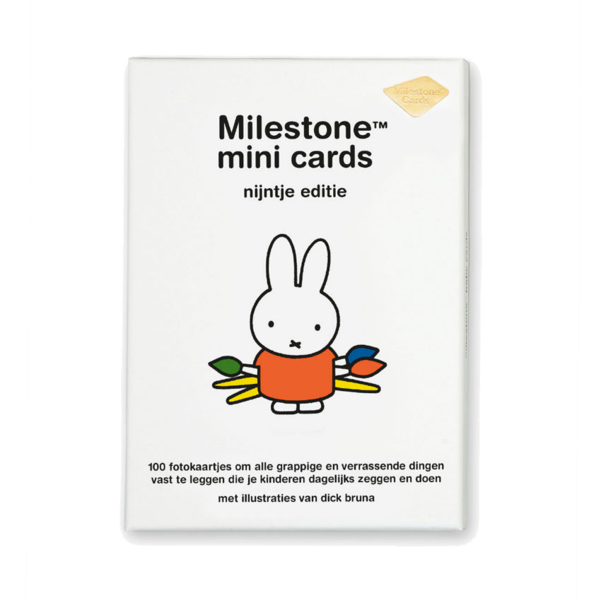 Milestone™ Mini Cards Nijntje