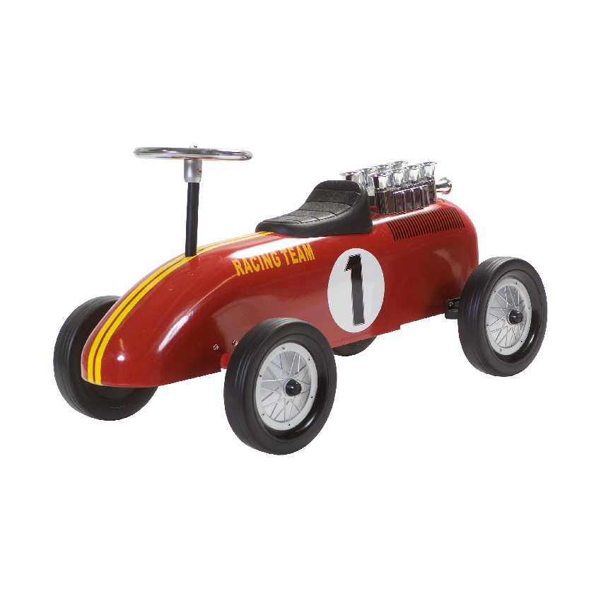 Retro Roller Racing Team Loopauto Niki