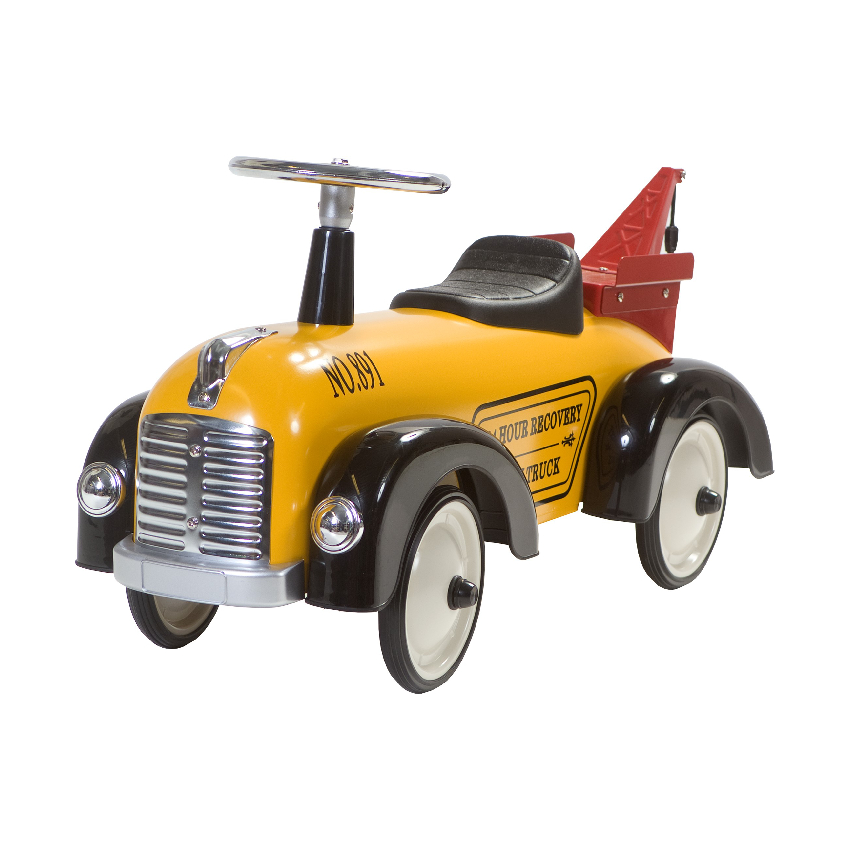 Retro Roller Speedster Loopauto Tommy