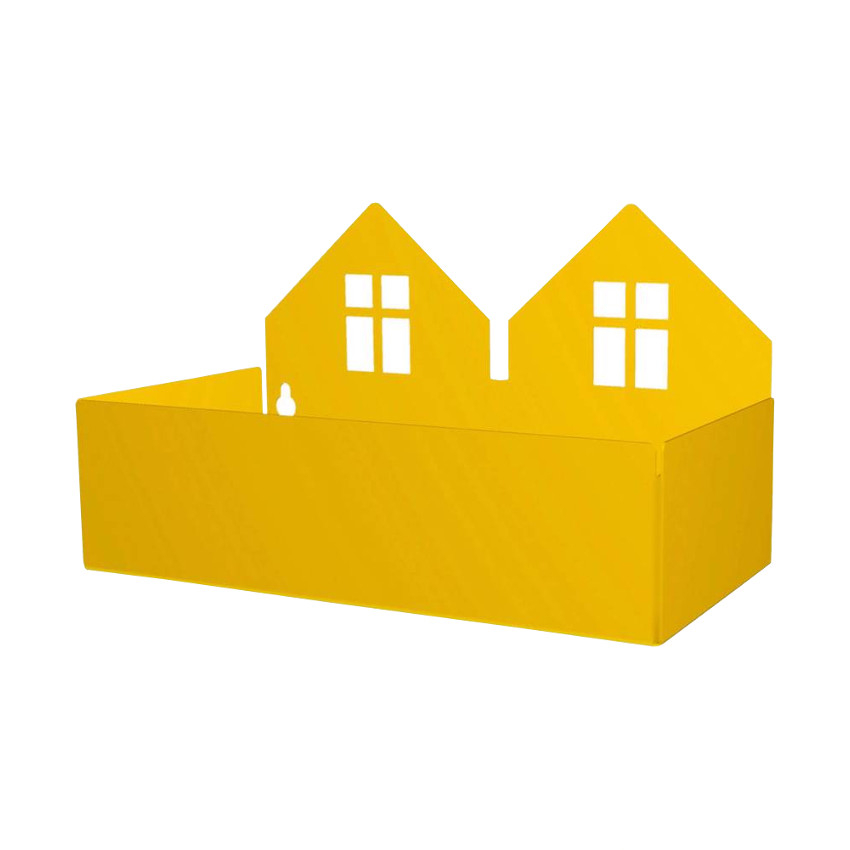Roommate Twin House Yellow