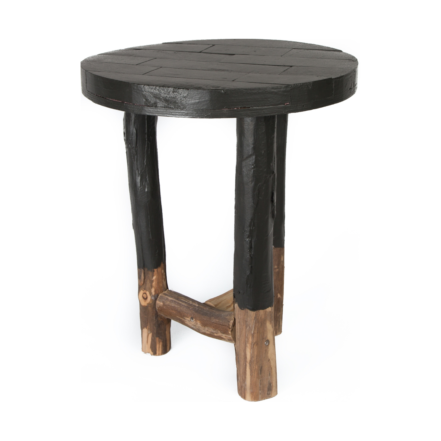Stapelgoed Tripod Stool Black