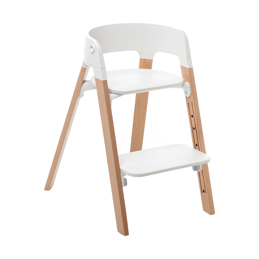 Stokke® Steps™ Kinderstoel Beach Wood Naturel