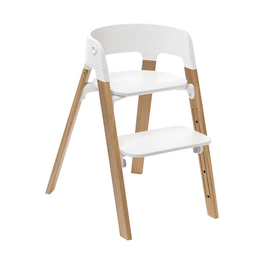 Stokke® Steps™ Kinderstoel Oak Wood Naturel
