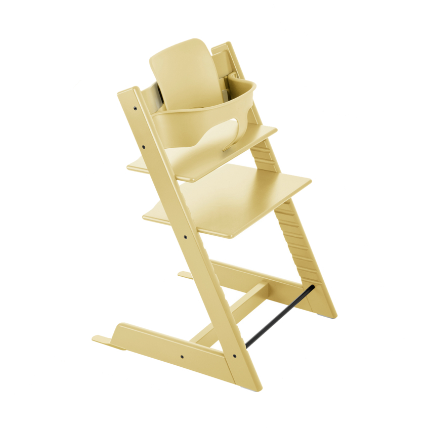 Stokke® Tripp Trapp® Wheat Yellow Incl. Babyset™