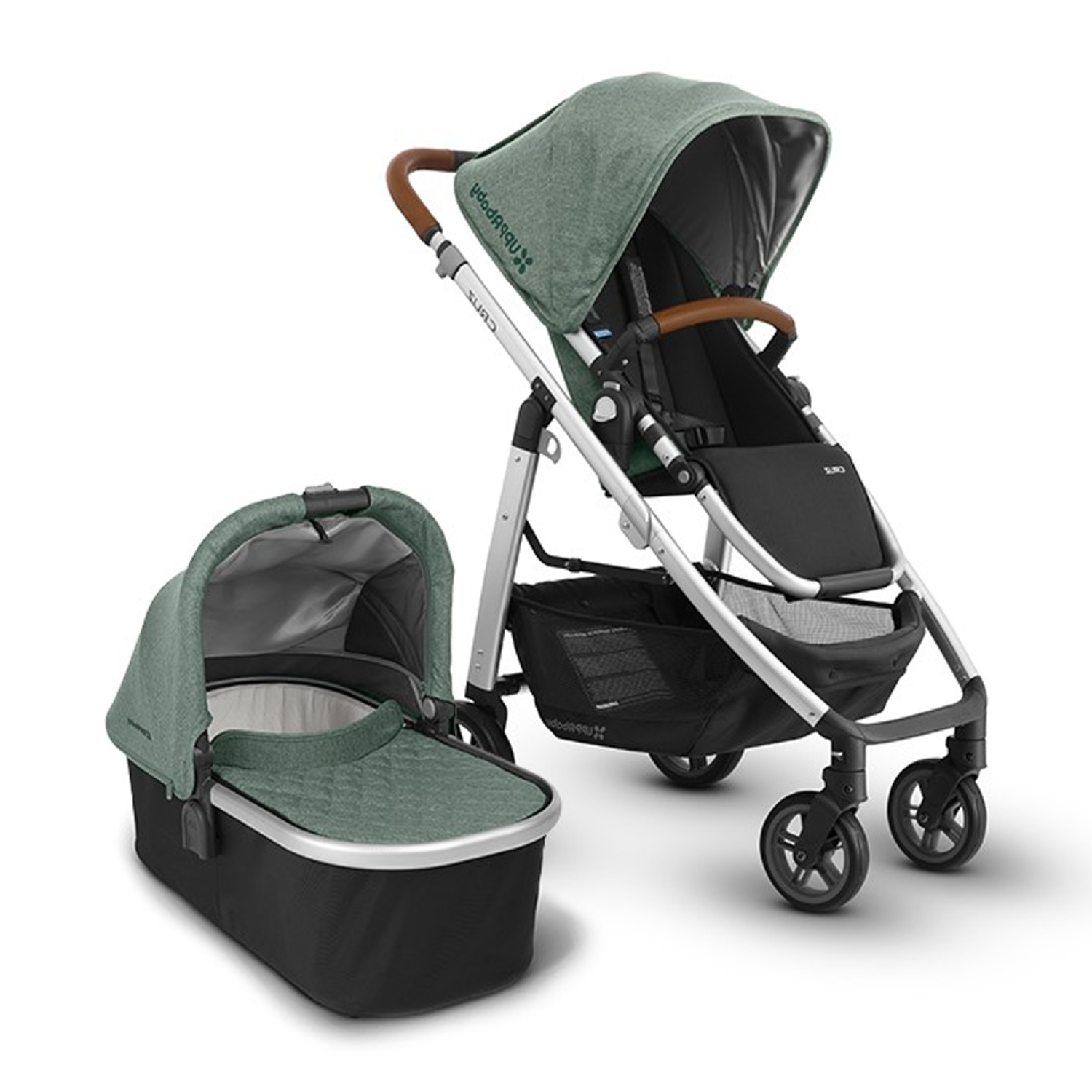 UPPAbaby CRUZ Kinderwagen 2-in-1 Emmett