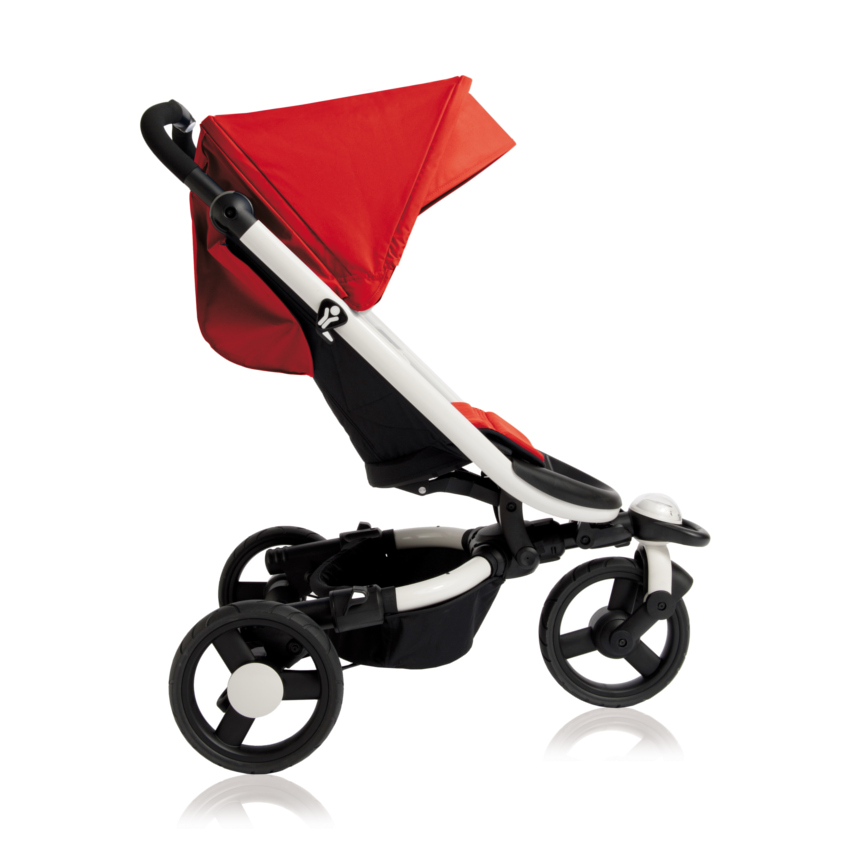 Babyzen Zen Kinderwagen White - Red