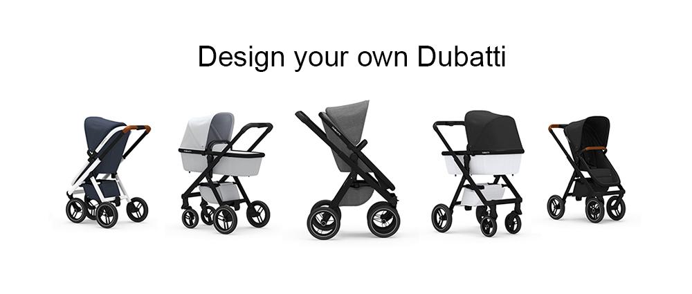 Dubatti One kinderwagen